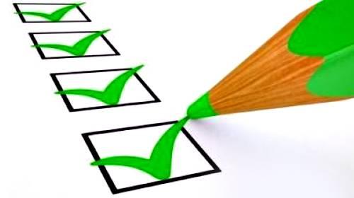Check List Day – מי אמר אני ולא סימן?